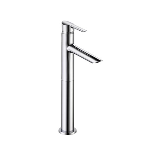 Delta 761LF Compel Single Hole Single Handle with Riser - Chrome