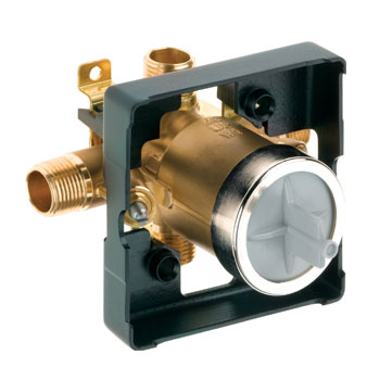Delta R10700-UNWS Commercial MultiChoice Universal Valve Body with In-Wall Diverter Valve