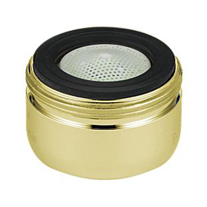 Delta RP330PB 2.2 GPM Aerator - Polished Brass