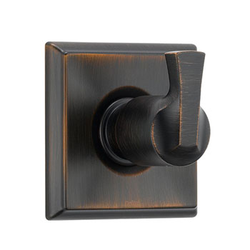 Delta T11951-RB Dryden Single Handle 6-Setting Diverter Trim - Venetian Bronze