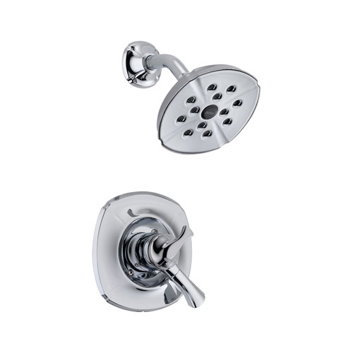 Delta T17292 Addison Monitor 17 Series Shower Trim - Chrome