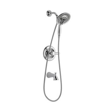 Delta 144938-I Series Tub Shower w/ In2ition - Chrome