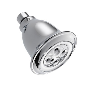 Delta 52658-PK Traditional 1.5 Gpm Water Efficient Showerhead - Chrome