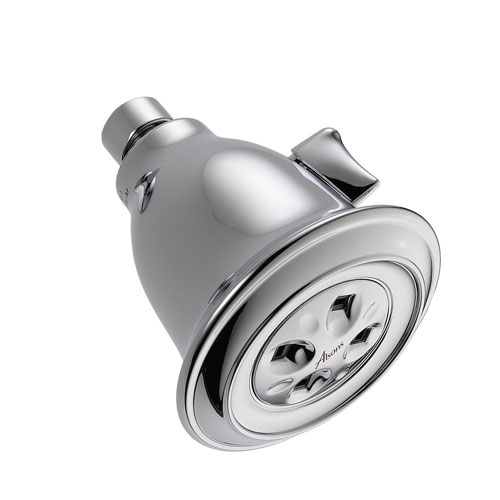 Delta 52660-PK Traditional Water Efficient Showerhead - Chrome