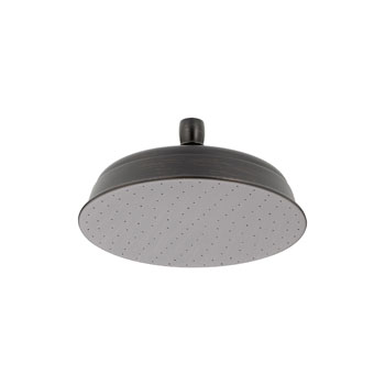 Delta 52682-RB Contemporary Single Setting Overhead Showerhead - Venetian Bronze
