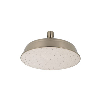 Delta 52682-SS Contemporary Single Setting Overhead Showerhead - Stainless Steel