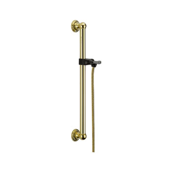 Delta 56302-PB Adjustable Grab Bar Assembly - Polished Brass