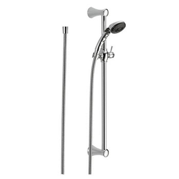 Delta 57011 Slide Bar Handshower - Chrome