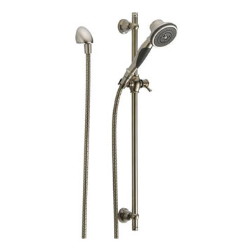 Delta 57021-SS Slide Bar Handshower - Brilliance Stainless