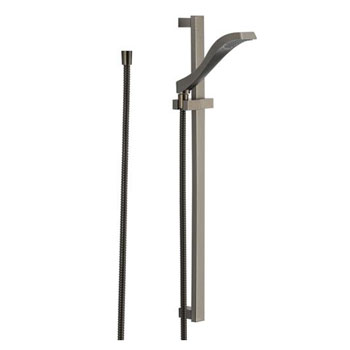 Delta 57051-PT Dryden Slide Bar Handshower - Aged Pewter