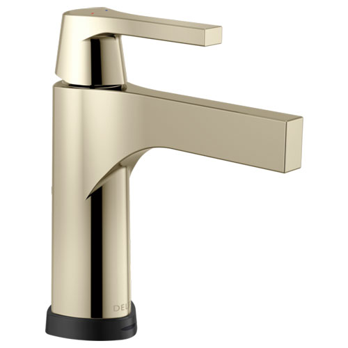 Delta 574T-PN-DST Zura Single Handle Lavatory Faucet with Touch2O.xt Technology - Polished Nickel