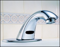 Delta 590-HGMHDF Commercial HDF Series Electronic Faucet Chrome
