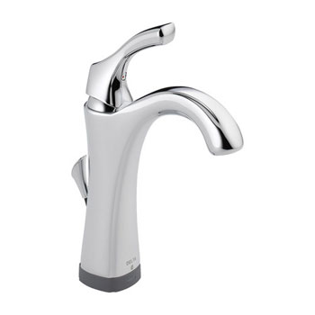 Delta 592T-DST Addison Single Handle Lavatory Faucet with Touch2O Technology - Chrome