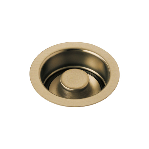 Delta 72030-CZ Kitchen Disposal and Flange Stopper - Champagne Bronze