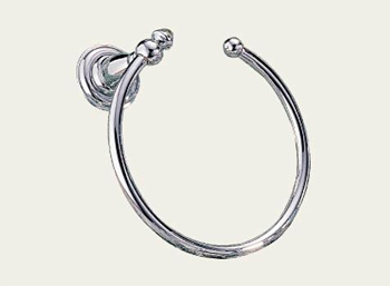 Delta 75046 Victorian Open Towel Ring Chrome