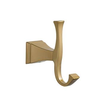 Delta 75135-CZ Dryden Robe Hook - Champagne Bronze