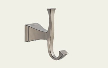 Delta 75135 Ss Dryden Robe Hook Brilliance Stainless