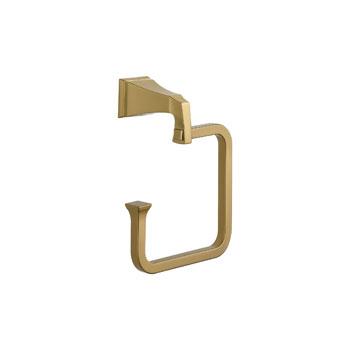 Delta 75146-CZ Dryden Towel Ring - Champagne Bronze