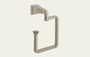 Delta 75146-SS Dryden Towel Ring Brilliance Stainless