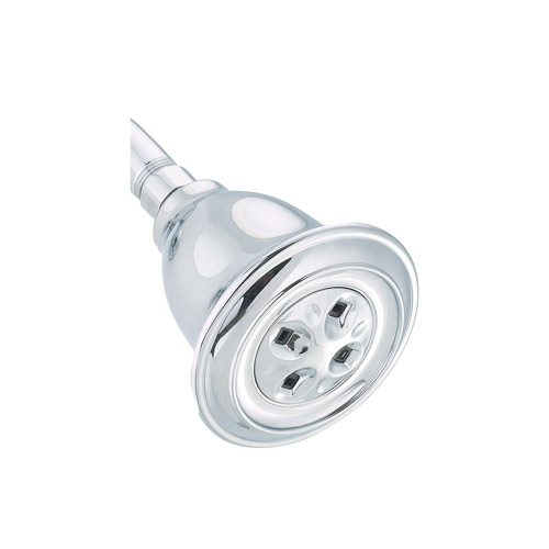 Delta 75157 Traditional Water Amplifying Showerhead - Chrome