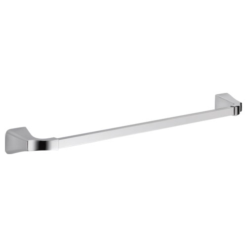 Delta 752240 Tesla 24 in Towel Bar - Chrome