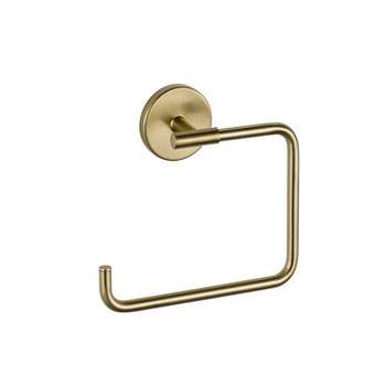 Delta 759460-CZ Trinsic Towel Ring - Champagne Bronze