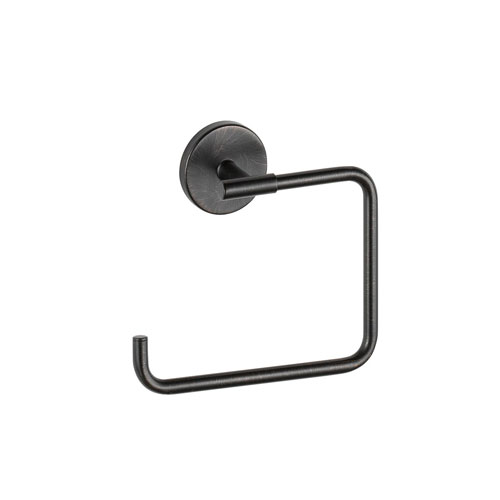 Delta 759460-RB Trinsic Towel Ring - Venetian Bronze
