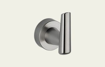 Delta 77135-SS Grail Robe Hook Brilliance Stainless
