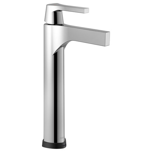 Delta 774T-DST Zura Single Handle Vessel Lavatory Faucet with Touch2O.xt Technology - Chrome