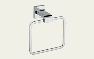 Delta 77546 Ara Towel Ring Chrome