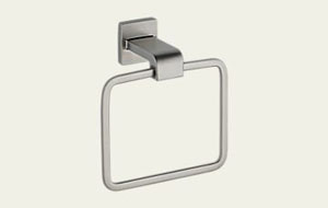 Delta 77546-SS Ara Towel Ring Brilliance Stainless