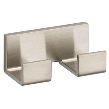 Delta 77736-SS Vero Double Robe Hook - Brilliance Stainless