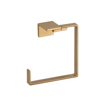 Delta 77746-CZ Vero Towel Ring - Champagne Bronze