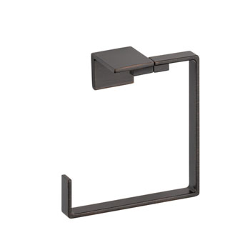 Delta 77746-RB Vero Towel Ring - Venetian Bronze