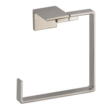 Delta 77746-SS Vero Towel Ring - Brilliance Stainless