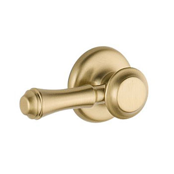 Delta 79760-CZ Cassidy Standard Handle Tank Lever - Champagne Bronze