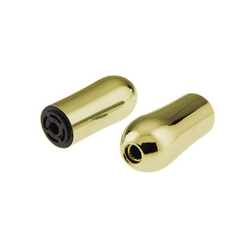 Delta A64PB Innovations Handle Accent Brilliance Polished Brass (Set of Two)