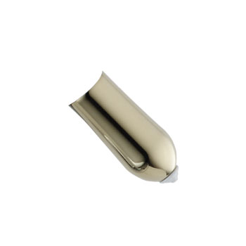 Delta A74PB Innovations Lever Handle Accent Brilliance Polished Brass