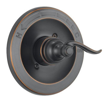 Delta BT14096-OB Foundations Windemere Monitor 14 Series Valve Trim Only - Oil Rubbed Bronze