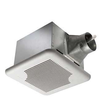 Delta Breez SIG110 BreezSignature 110 CFM Single Speed Ventilation Fan