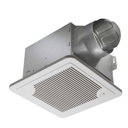Delta Breeze SMT130H BreezSmart 130 CFM with Humidity Sensor Ventilation Fan