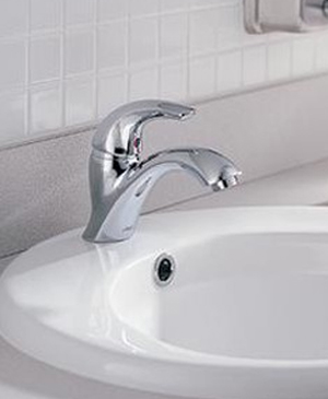 Commercial Bathroom Faucets by Chicago Faucets, Kohler and Sloan at ...
