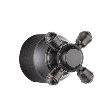 Delta H595RB Cassidy Single Cross Bath Diverter or Transfer Valve Handle Kit - Venetian Bronze