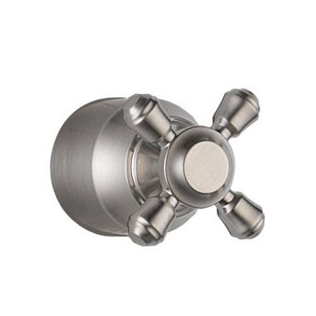 Delta H595SS Cassidy Single Cross Bath Diverter or Transfer Valve Handle Kit - Stainless Steel