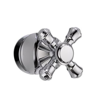 Delta H795 Cassidy Single Cross Bath Handle Kit - Chrome