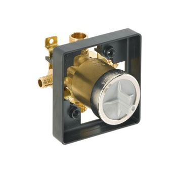 Delta R10000-PX MultiChoice(R) Universal Tub/Shower Valve