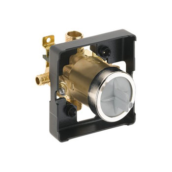 Delta R10000-PXWS MultiChoice(R) Universal Tub/Shower Valve