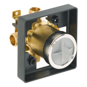Delta R10000-UNWS MultiChoice(R) Universal Tub/Shower Valve