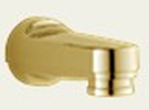 Delta RP17454PB Standard Diverter Tub Spout Brilliance Polished Brass