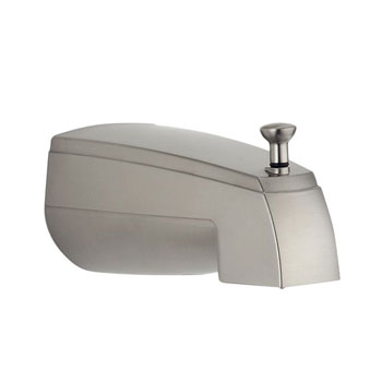 Delta RP19820SS Pull Up Diverter Tub Spout - Stainless Steel